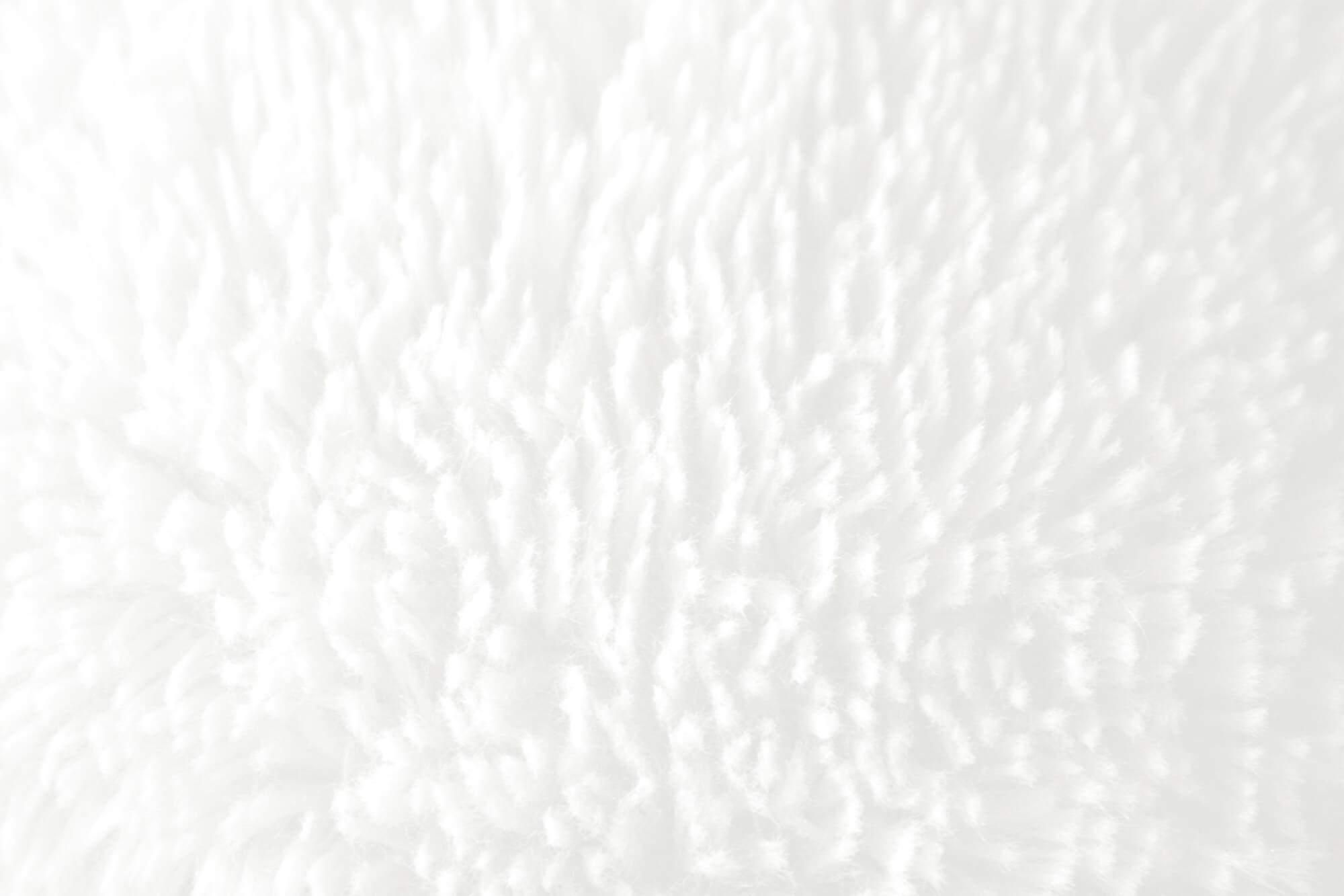 Plush White Fabric Texture Copy